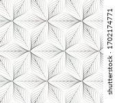 linear vector pattern ... | Shutterstock .eps vector #1702174771