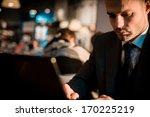successful elegant fashionable...   Shutterstock . vector #170225219