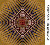 abstract ornament | Shutterstock . vector #170228699