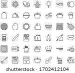 editable thin line isolated... | Shutterstock .eps vector #1702412104