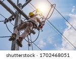 The Power Lineman Use Clamp...