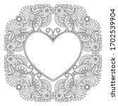 circular pattern in form of...   Shutterstock .eps vector #1702539904