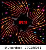 illustration abstract... | Shutterstock .eps vector #170255051