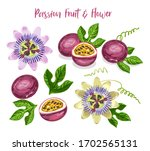 Passion Fruit And Passion...