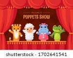 Puppet Show  Child Theater...