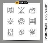 9 outline concept for websites...