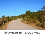 Road On Phu Rua Mountain  ...