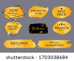 collection of badge  tag  label ...   Shutterstock .eps vector #1703038684