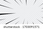 abstract comic book flash... | Shutterstock .eps vector #1703091571