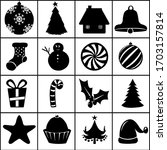 Christmas Icon Set  Different...