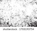 abstract grunge black and white ... | Shutterstock .eps vector #1703193754