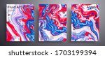 Abstract Vector Placard ...