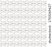 seamless vector pattern.... | Shutterstock .eps vector #1703269627