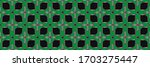 geometric pattern  gradient...   Shutterstock . vector #1703275447