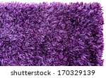 Texture Of A Purple Corner ...