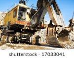 the enterprise for extraction...   Shutterstock . vector #17033041