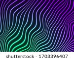 abstract futuristic green... | Shutterstock .eps vector #1703396407