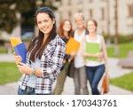 summer holidays  education ... | Shutterstock . vector #170343761