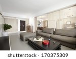 elegant and comfortable home... | Shutterstock . vector #170375309