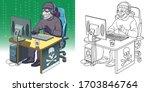 Cute Thief  Criminal Cyber Spy...