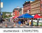 Summer Farmers Market At State...