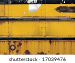 Vintage School Bus Surface
