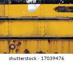 Vintage School Bus Surface