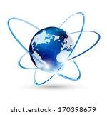 globalization concept   Shutterstock .eps vector #170398679