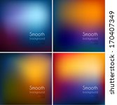 Smooth Colorful Backgrounds Se...