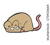 cartoon mouse | Shutterstock . vector #170410664