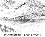 vector illustration of a... | Shutterstock .eps vector #1704179347