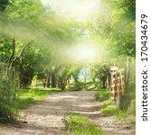road | Shutterstock . vector #170434679