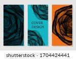 brochure creative design.... | Shutterstock .eps vector #1704424441