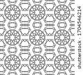 minimal islamic ornament...   Shutterstock .eps vector #1704546214