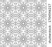 minimal islamic ornament...   Shutterstock .eps vector #1704546217