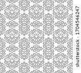 minimal islamic ornament...   Shutterstock .eps vector #1704546247