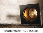 light of lamp  | Shutterstock . vector #170456801