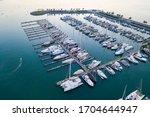 Yatch Marina In La Cruz De...