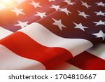 Flag United States Of America...