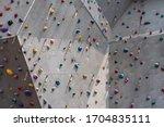 Artificial Rock Climbing...
