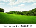 Panoramic View Of Nice Green...