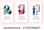 self service mobile app...
