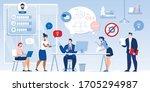 creative idea new project... | Shutterstock .eps vector #1705294987
