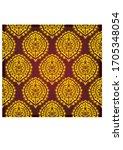 seamless texture  pattern ... | Shutterstock .eps vector #1705348054