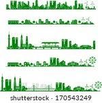 city | Shutterstock .eps vector #170543249