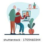 flat style of vector...   Shutterstock .eps vector #1705460344