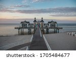 Sellin Pier On The Island Of R...