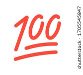100 abstract flat design vector ...   Shutterstock .eps vector #1705545847