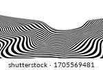 abstract lines retro background.... | Shutterstock .eps vector #1705569481