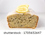Lemon Poppy Seed Loaf With...